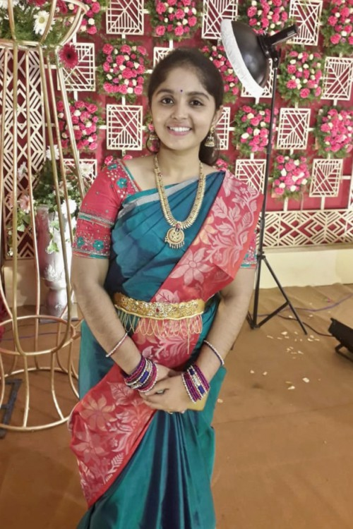 Loading Photo(s) of Kongu Nattu Gounder Matrimonial Bride - Megamullai [GK30701]